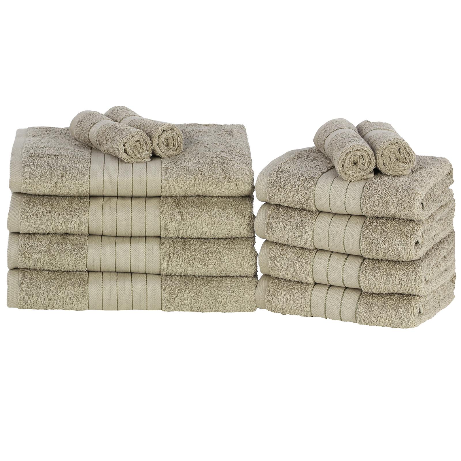 luxus handt cher ballen set 100 gyptische baumwolle weich bade hand 500 gsm ebay. Black Bedroom Furniture Sets. Home Design Ideas