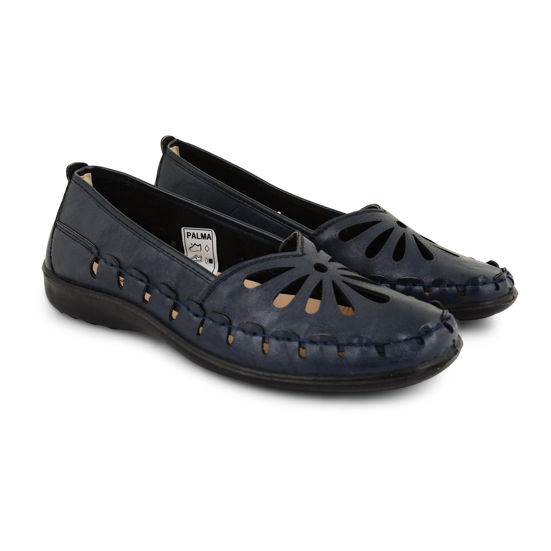 Plano mujer bailarina casual para trabajo escuela - Zapatos de trabajo ...