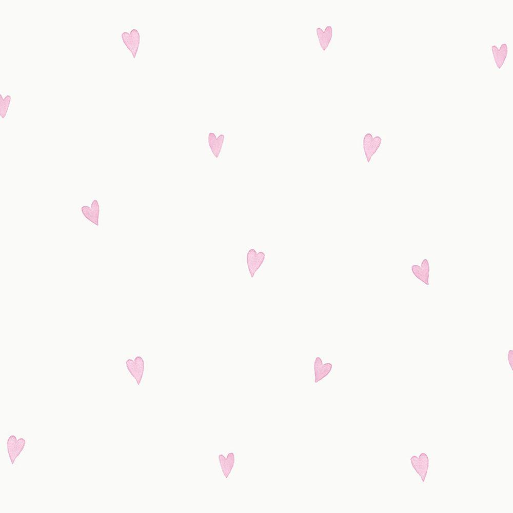 Gepunktet sterne hearts rosenknospen muster tapete - Kinderzimmer tapete sterne ...