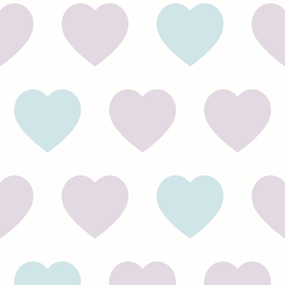 POLKA DOTS STARS HEARTS Amp ROSEBUDS PATTERNED WALLPAPER