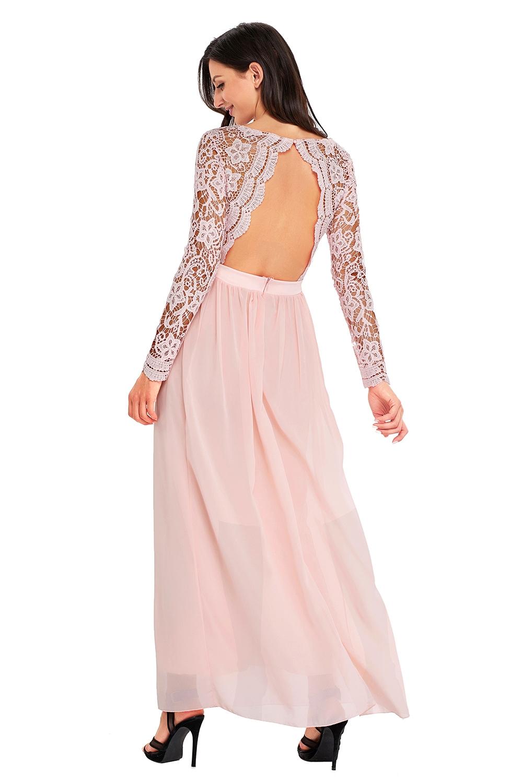 Encantador Vestidos Largos De Fiesta Ebay Ideas Ornamento ...