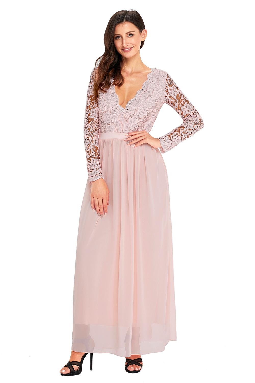 sexy élégant vestido de ceremonia de mujer espalda abierta vestido ...