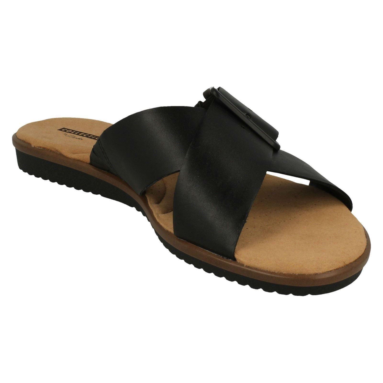 Damen Clarks ohne Bügel Kele Sandalen Kele Bügel Heather 76de0a