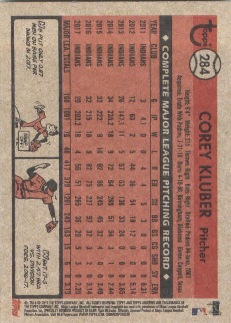 2018-Topps-Archives-Baseball-Carte-Choisissez-251-320 miniature 67