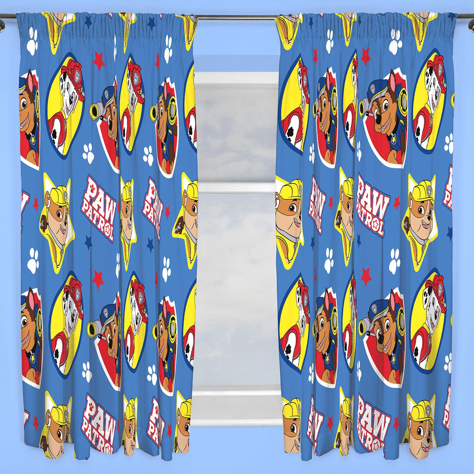 disney personnage gar ons rideaux chambre marvel pat. Black Bedroom Furniture Sets. Home Design Ideas