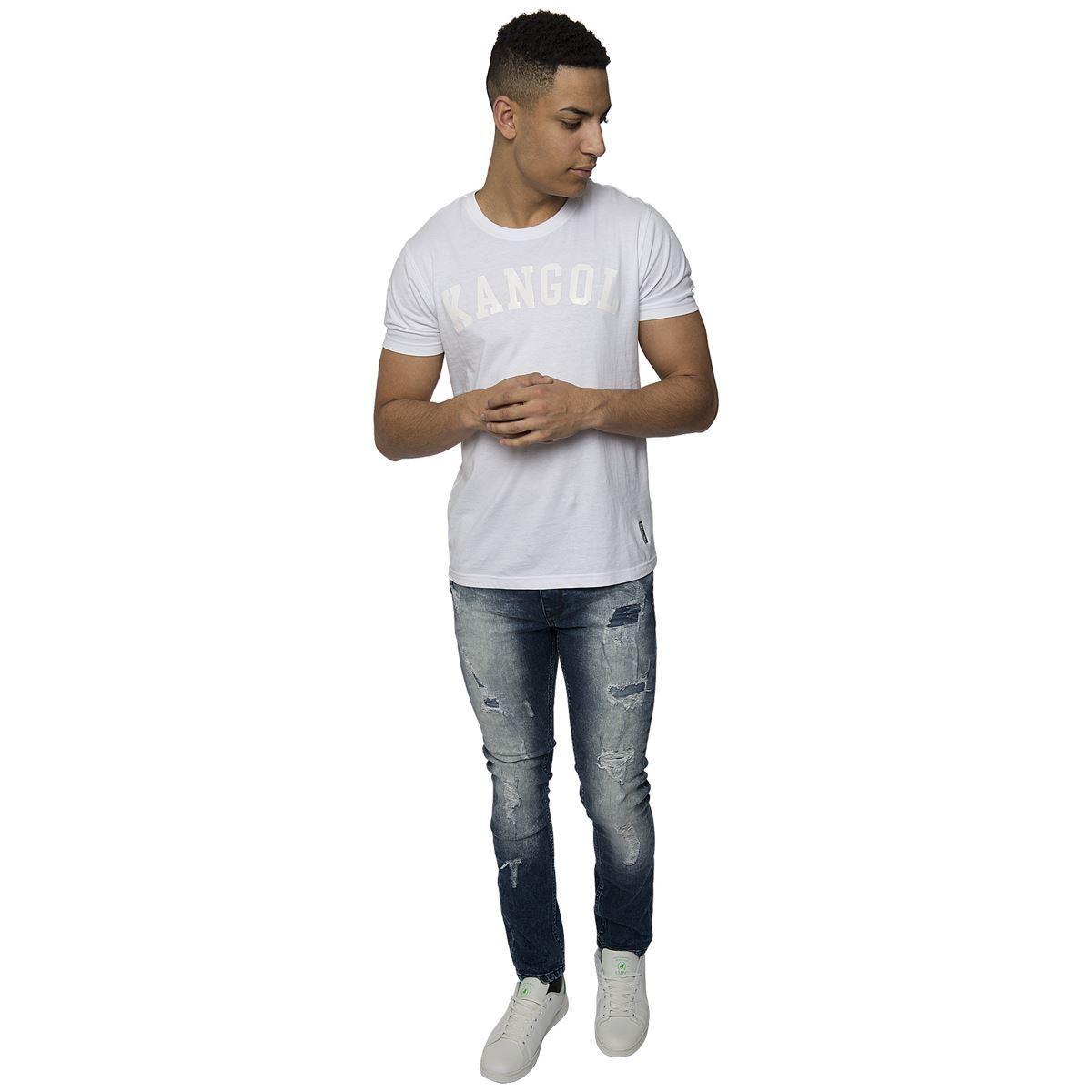 treue glaube herren skinny fit jeans stretch distressed. Black Bedroom Furniture Sets. Home Design Ideas