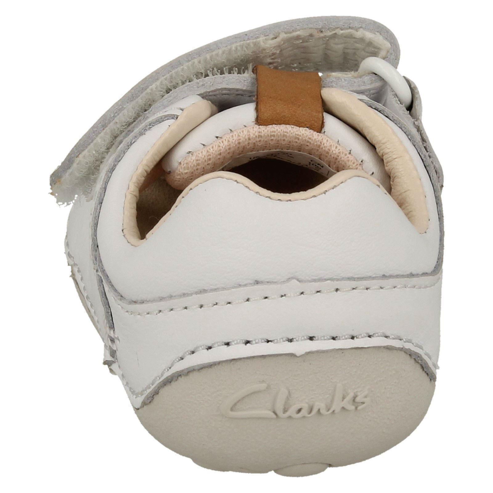 """Clarks Scarpe di tela per bambini /""""piccolo tesoro/"""""""