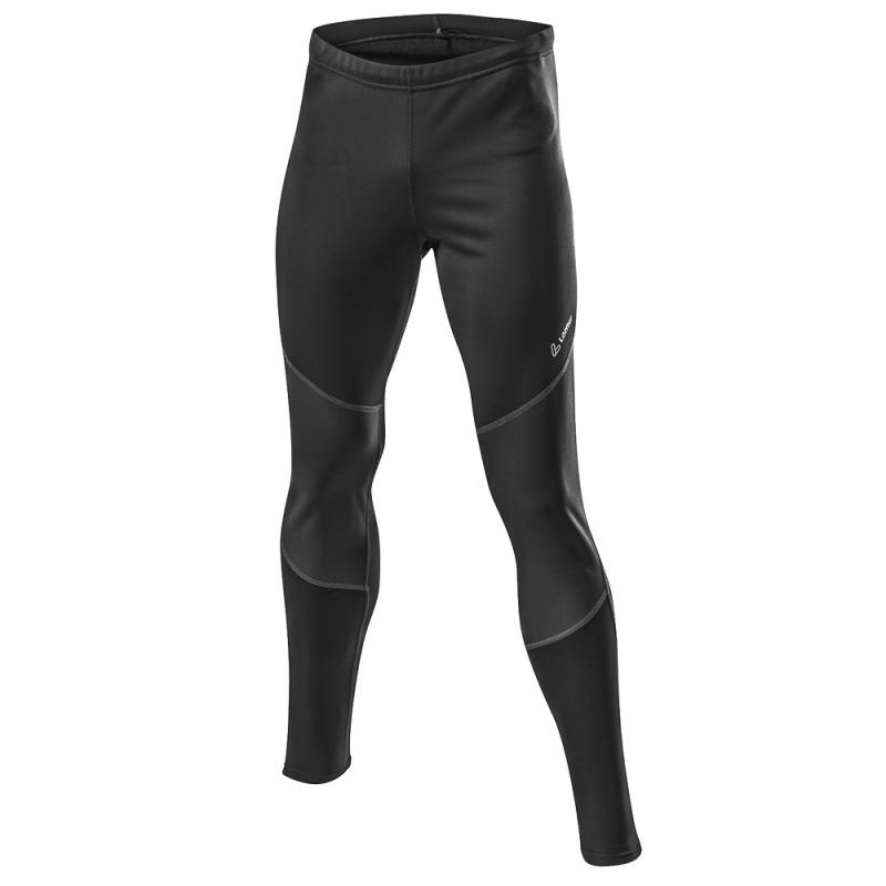Loffler-Hombre-langlauf-tights-Largo-WS-Softshell-ABRIGADOS