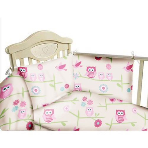 kinder kindergarten bettw sche set 3 teile gitterbett nestchen baby ebay. Black Bedroom Furniture Sets. Home Design Ideas