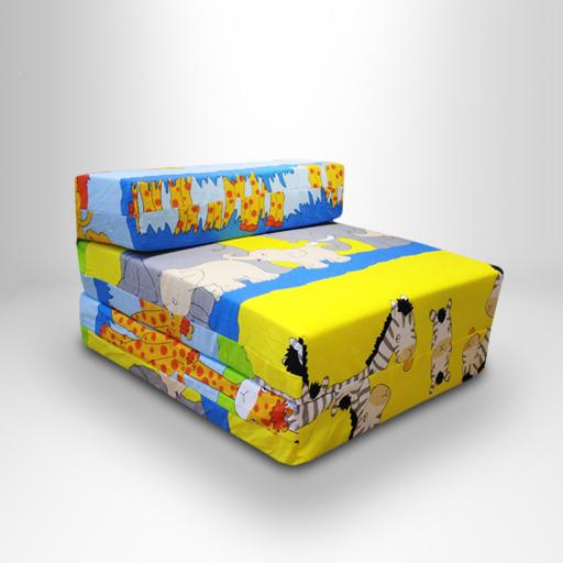 schaumstoffbett aufklappbar für kinder gästebett futon stuhl, Hause deko