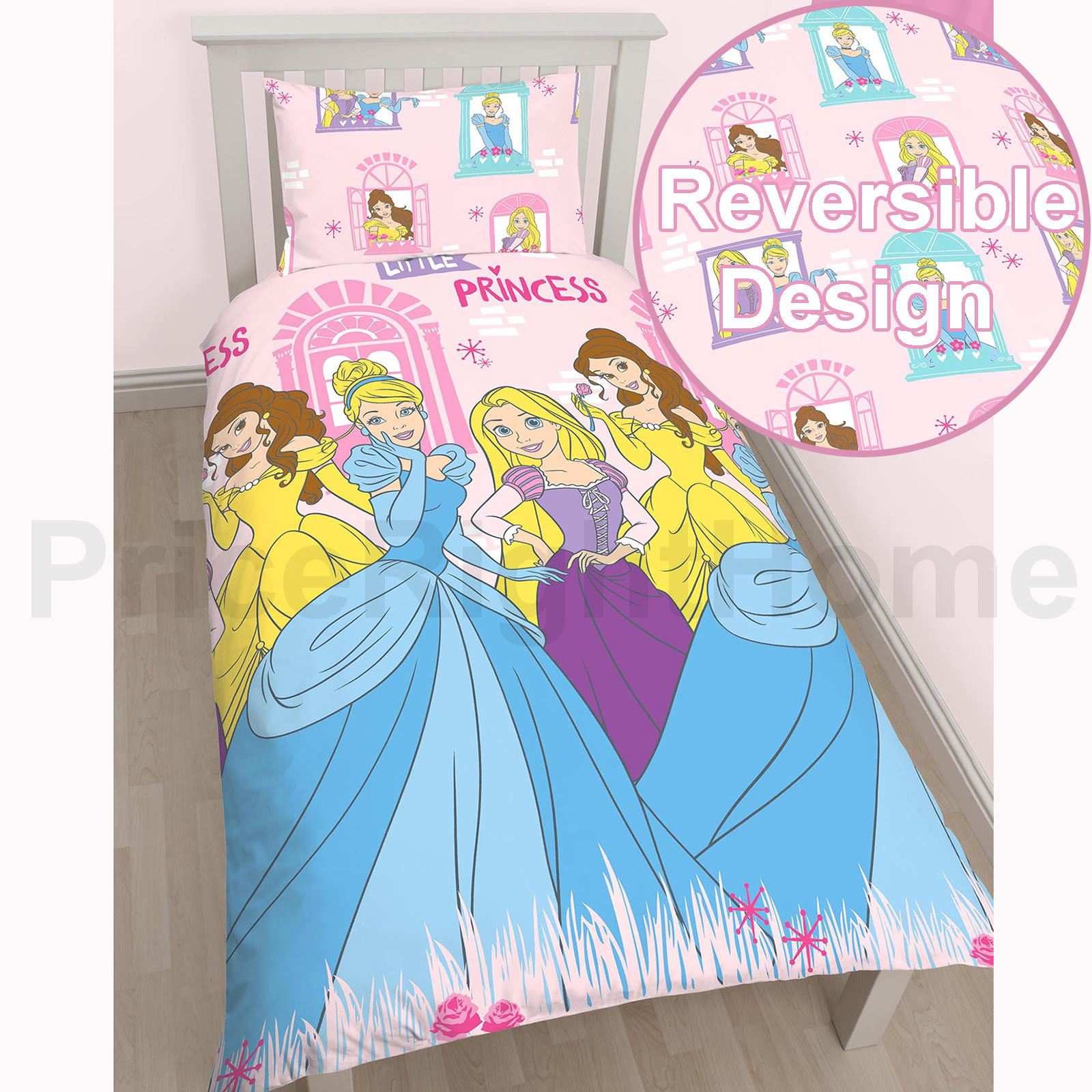 Disney And Character Kids Single Duvet Cover Sets