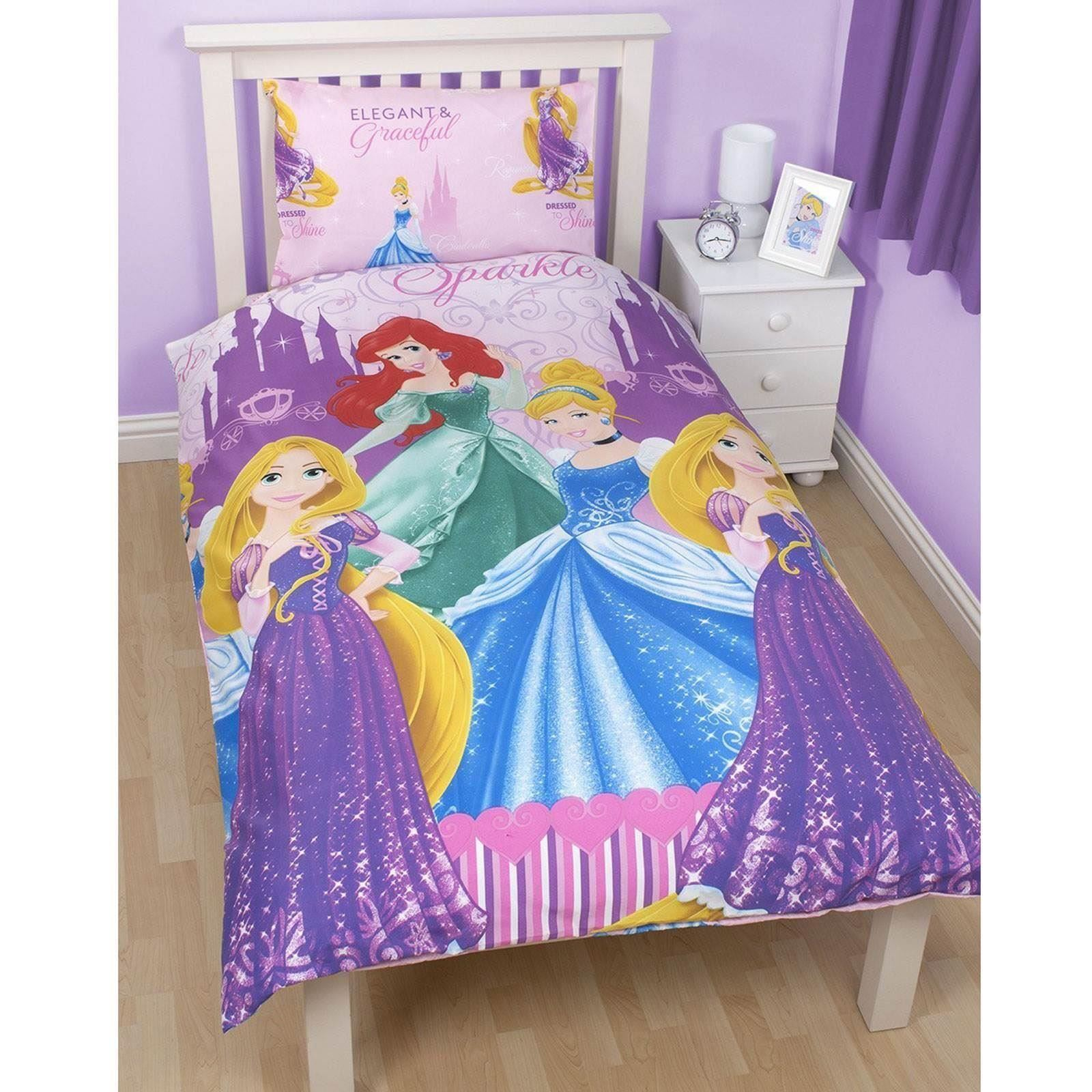 Disney And Character Single Duvet Covers Kids Childrens