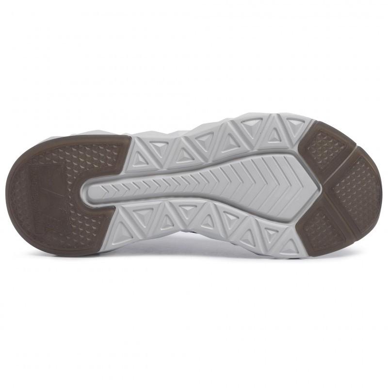 miniature 27 - EA7 Baskets Emporio Armani Homme X8X048 XK113 2020 Chaussures Noir Tissu