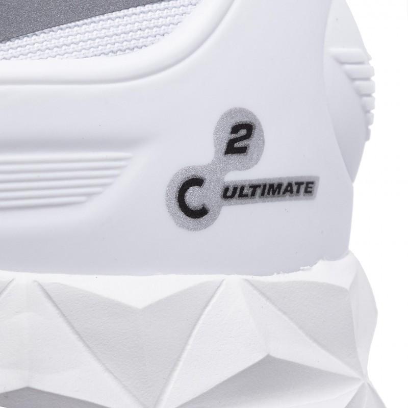 miniature 33 - EA7 Baskets Emporio Armani Homme X8X033 XCC52 2021 Chaussures Noir Blanc Gris