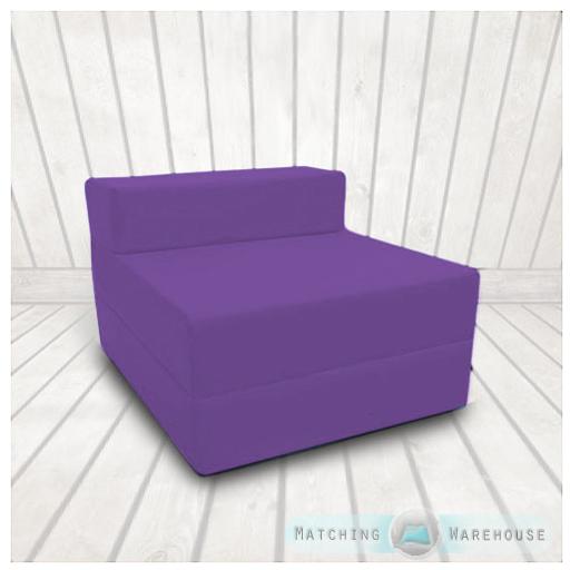 baumwolltwill z bett einzelbett gr e ausklappbar bettsessel sessel schaum gast ebay. Black Bedroom Furniture Sets. Home Design Ideas