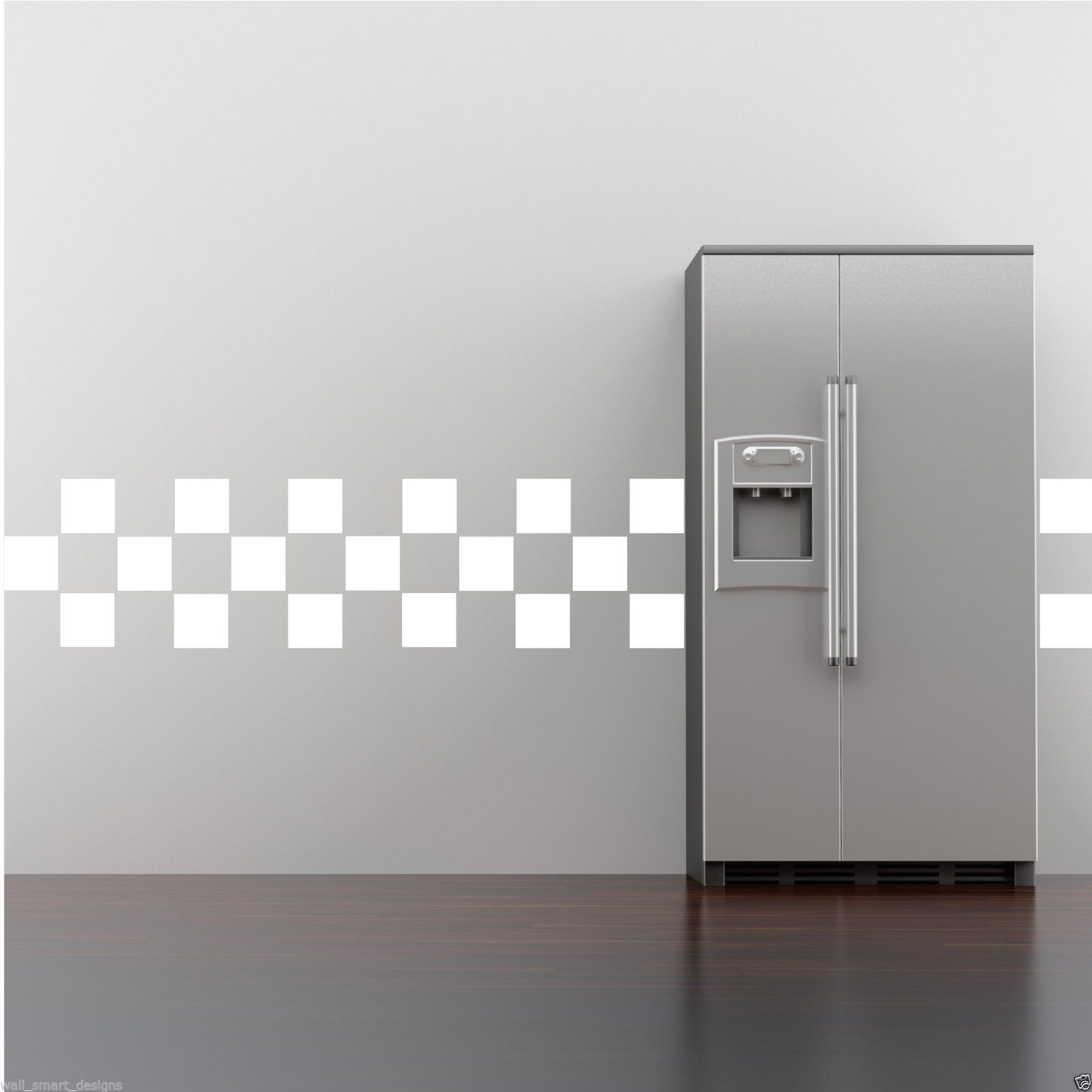 """30 WALL ART TILE STICKERS FAKE BATHROOM KITCHEN TILES 4""""x4"""