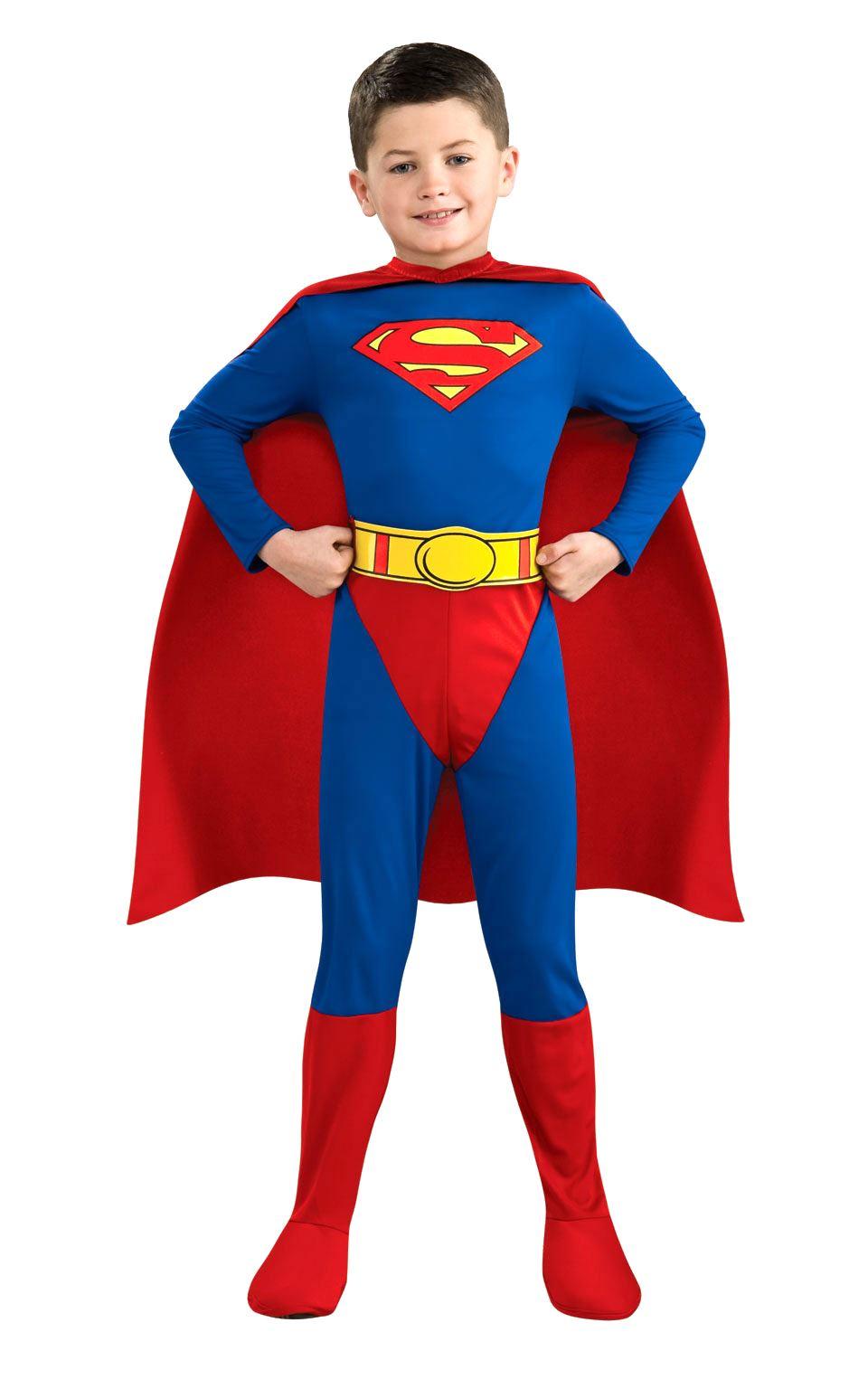 Ninos-Clasico-Superman-Disfraz-Con-Licencia-Nino-Superheroe-Disfraz