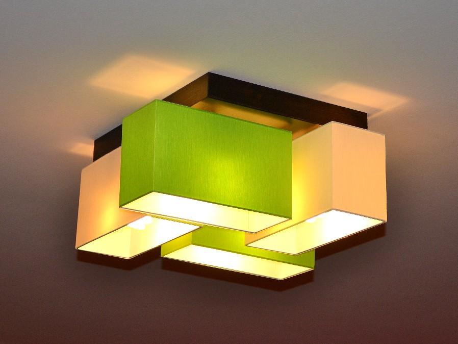 plafonnier lampe design milano lampe bois clairage moderne ebay. Black Bedroom Furniture Sets. Home Design Ideas