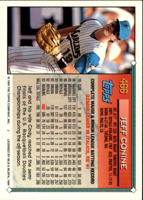 1994-Topps-Beisbol-Tarjeta-Recoger-461-792 miniatura 11