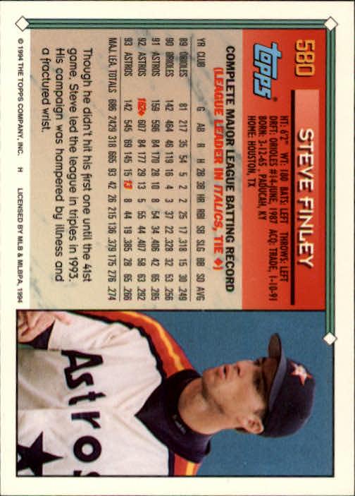 1994-Topps-Beisbol-Tarjeta-Recoger-461-792 miniatura 190