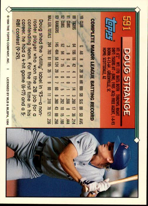 1994-Topps-Beisbol-Tarjeta-Recoger-461-792 miniatura 208