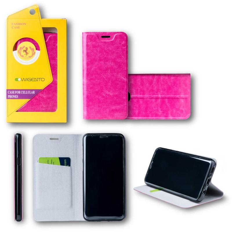 Flip-smart-Funda-para-smartphone-Estuche-de-proteccion-Accesorio-SILICONA