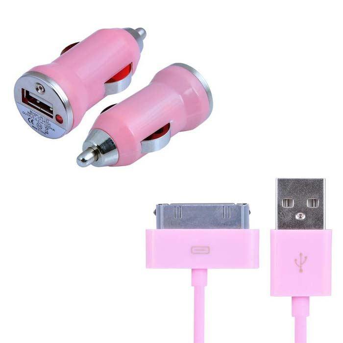USB-30-PIN-sincronizzazione-dati-di-ricarica-cavo-12V-SINGOLO-PORTE