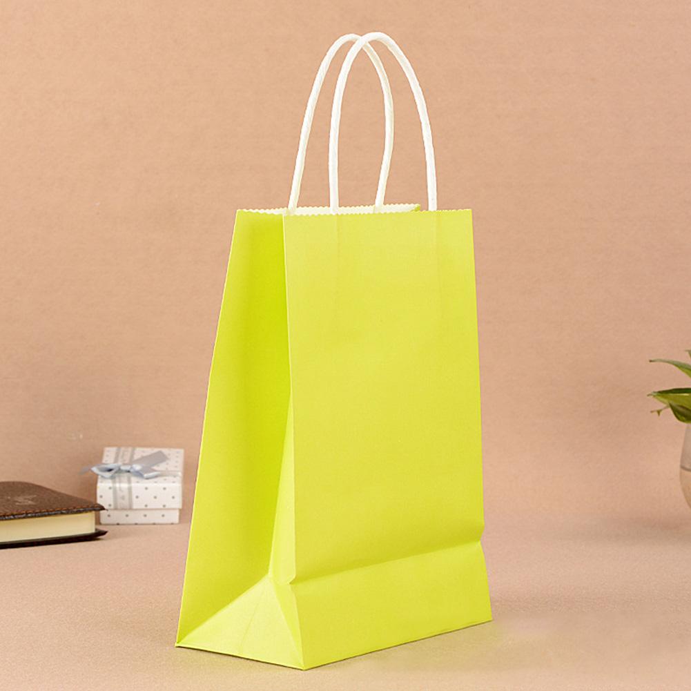 sac de soir e papier kraft sac cadeau avec poign es recyclable magasin ebay. Black Bedroom Furniture Sets. Home Design Ideas