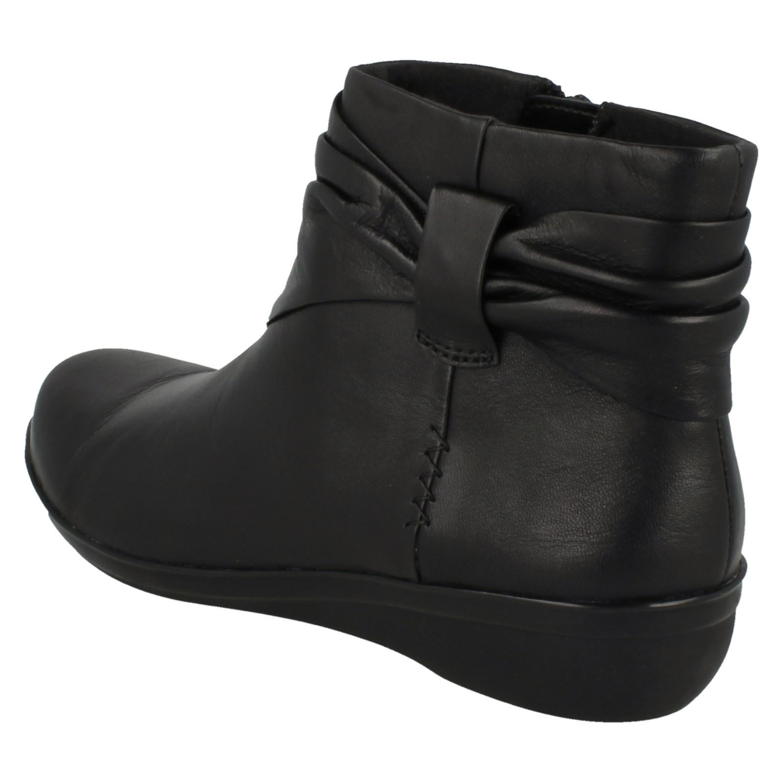 quite nice best shoes newest collection Details about Ladies Clarks Ankle Boots 'Everlay Mandy'