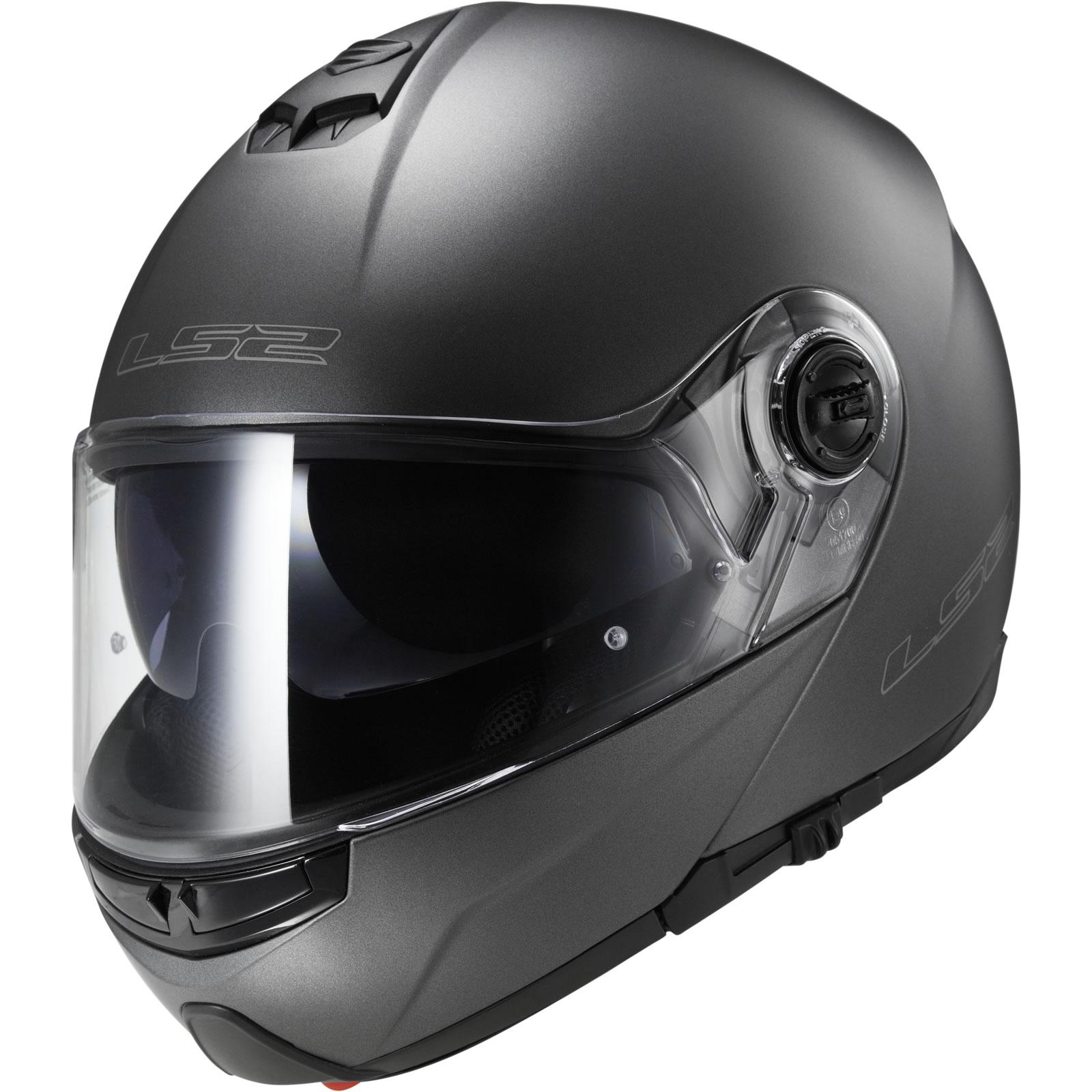 LS2-FF325-STROBO-TITANIO-OPACO-MOTO-MODULARE-CASCO-SPORT-GARA-SCOOTER