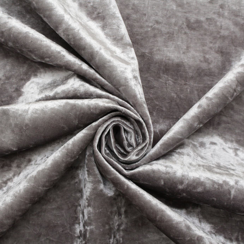 Luxury Velvet MARBLE Velour Fabric Material OLIVE