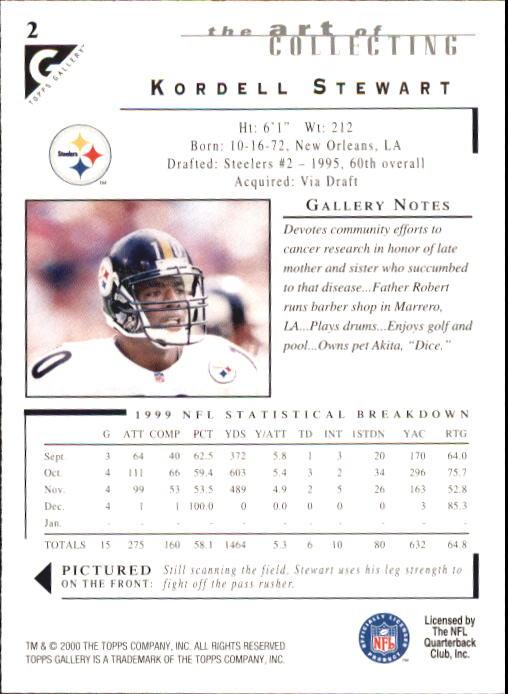 2000-Topps-Gallery-Football-Card-Pick thumbnail 5