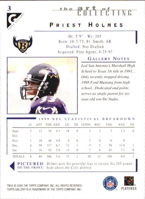 2000-Topps-Gallery-Football-Card-Pick thumbnail 7