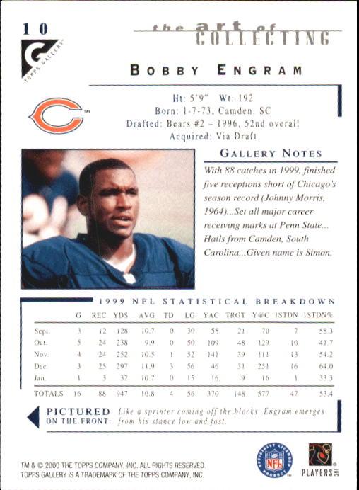 2000-Topps-Gallery-Football-Card-Pick thumbnail 21