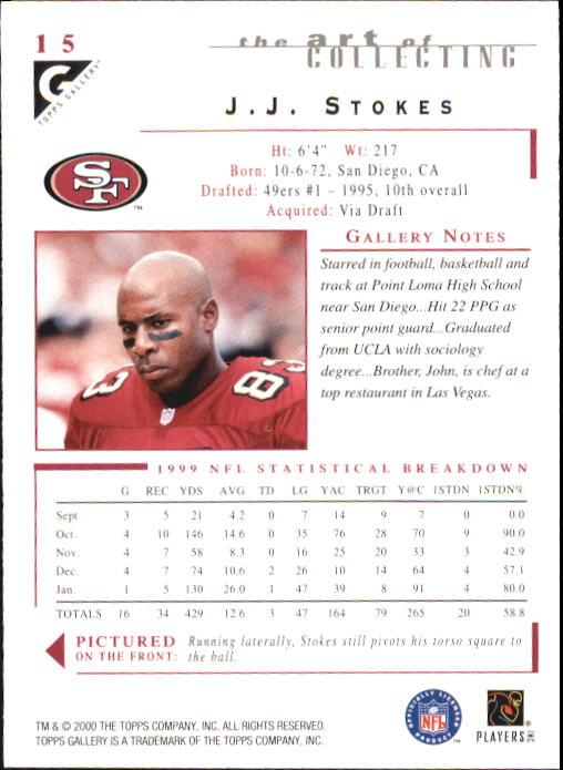 2000-Topps-Gallery-Football-Card-Pick thumbnail 29