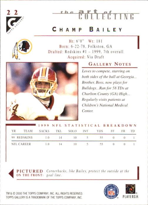 2000-Topps-Gallery-Football-Card-Pick thumbnail 41