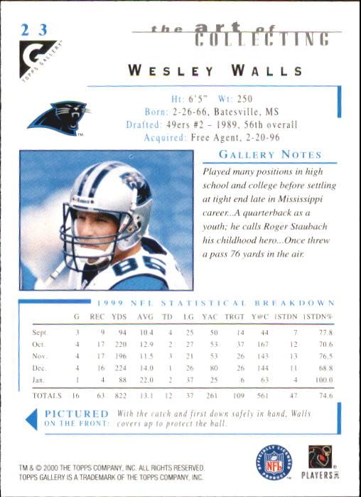 2000-Topps-Gallery-Football-Card-Pick thumbnail 43