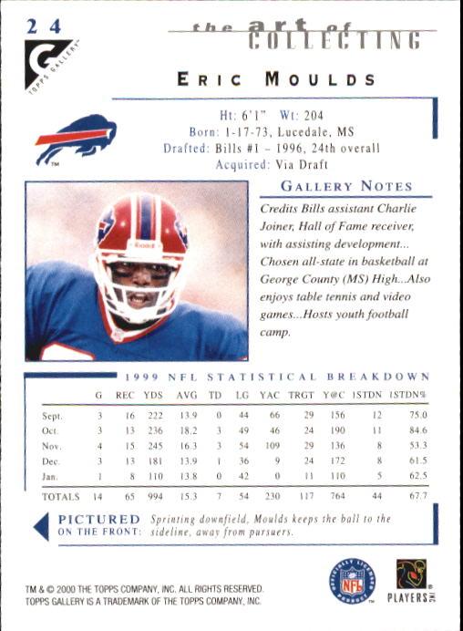 2000-Topps-Gallery-Football-Card-Pick thumbnail 45