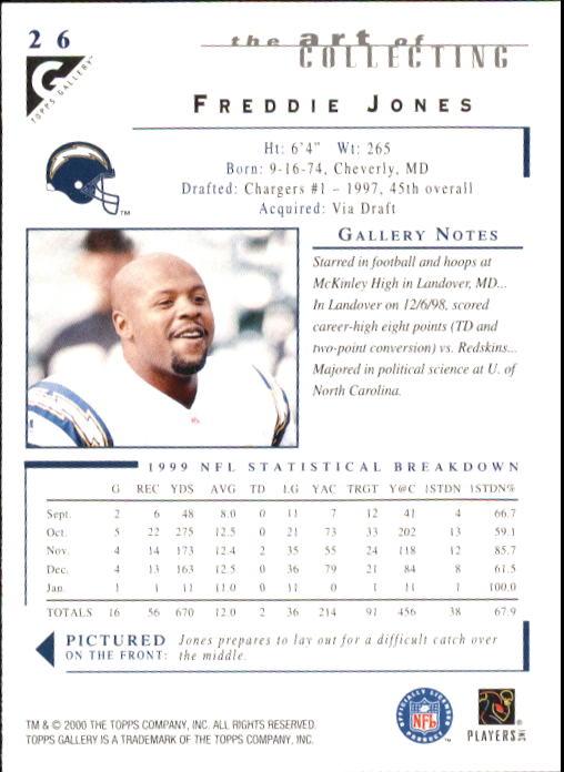 2000-Topps-Gallery-Football-Card-Pick thumbnail 49