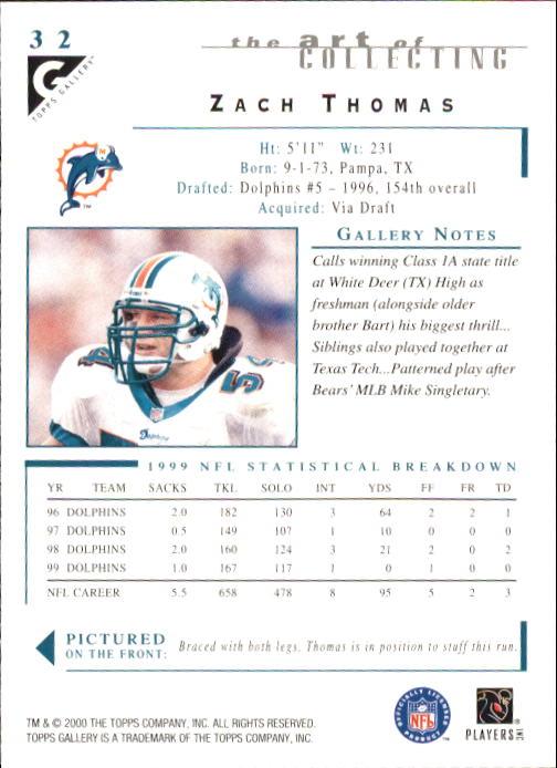 2000-Topps-Gallery-Football-Card-Pick thumbnail 61