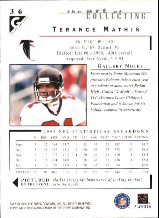 2000-Topps-Gallery-Football-Card-Pick thumbnail 69