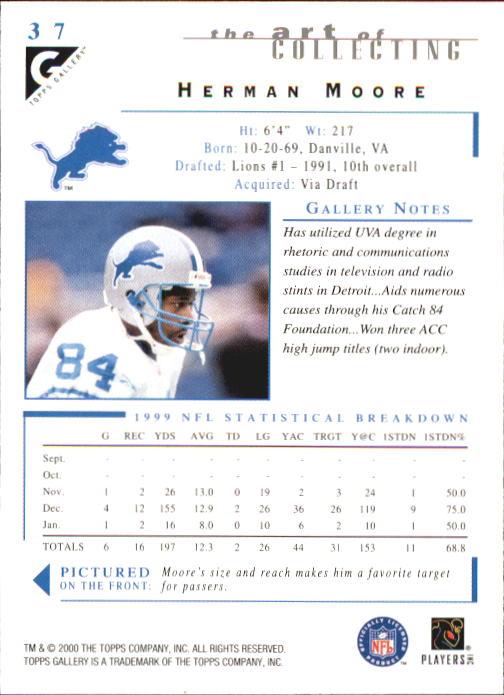 2000-Topps-Gallery-Football-Card-Pick thumbnail 71