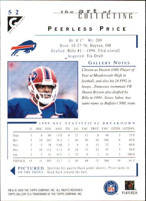 2000-Topps-Gallery-Football-Card-Pick thumbnail 101