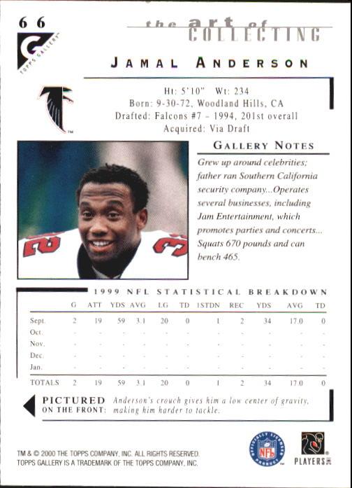 2000-Topps-Gallery-Football-Card-Pick thumbnail 129