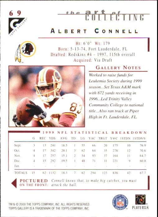 2000-Topps-Gallery-Football-Card-Pick thumbnail 135