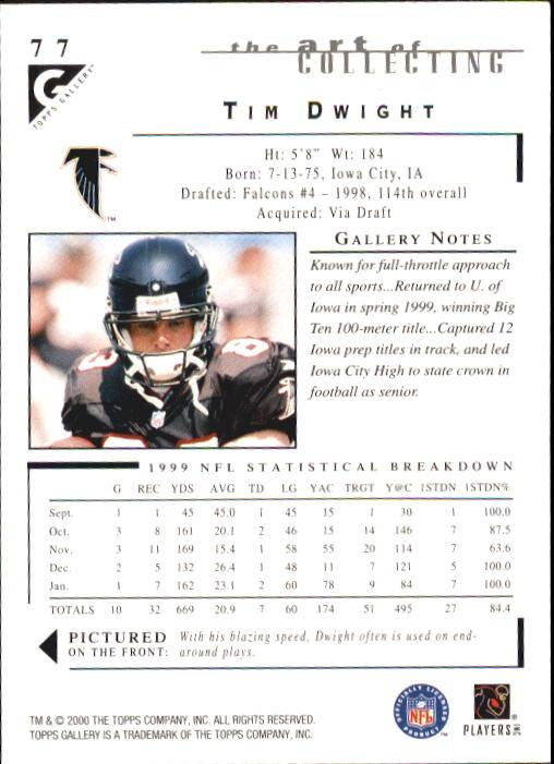 2000-Topps-Gallery-Football-Card-Pick thumbnail 151