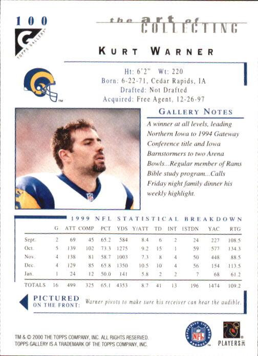2000-Topps-Gallery-Football-Card-Pick thumbnail 195