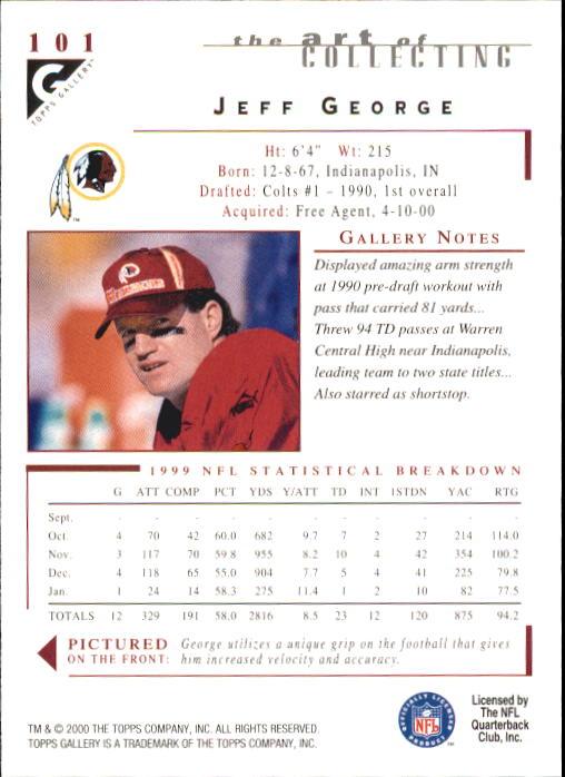 2000-Topps-Gallery-Football-Card-Pick thumbnail 197