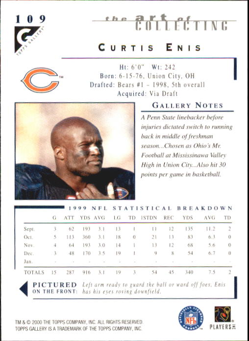 2000-Topps-Gallery-Football-Card-Pick thumbnail 213