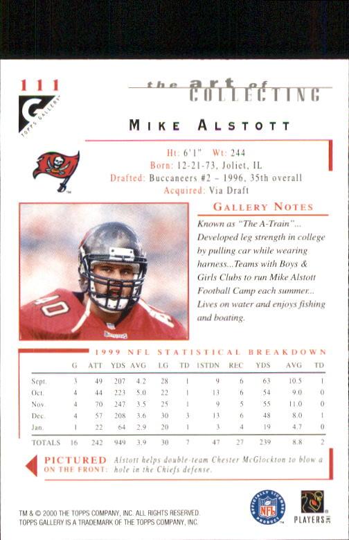 2000-Topps-Gallery-Football-Card-Pick thumbnail 217